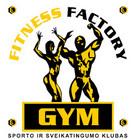 """Sporto klubas """"Fitness Factory Gym"""""""